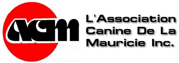 association canine de la mauricie vermelho